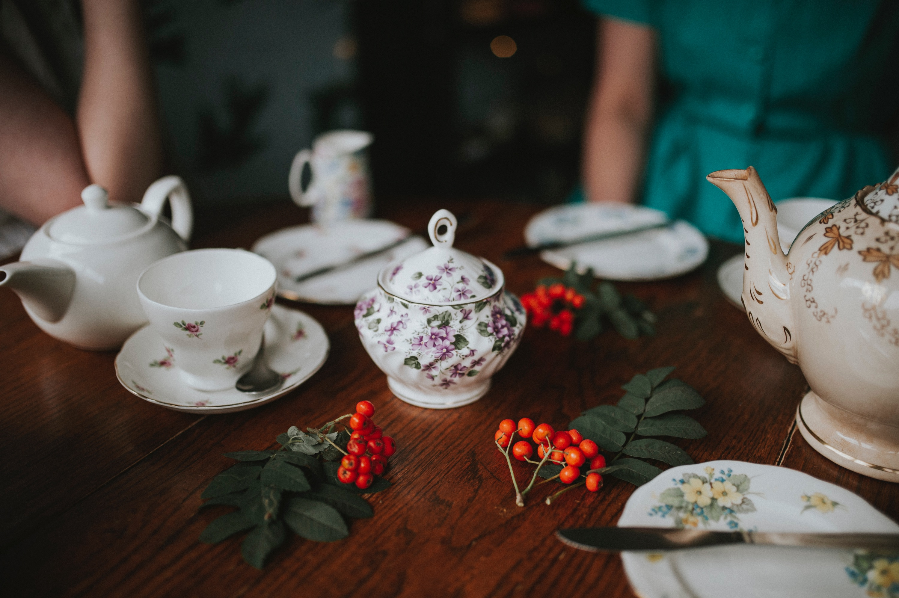 Three Tips For Throwing A Great Tea Party